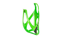 Bottle Cage-Glossy Green Black