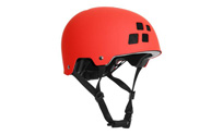 CUBE Helmet DIRT red
